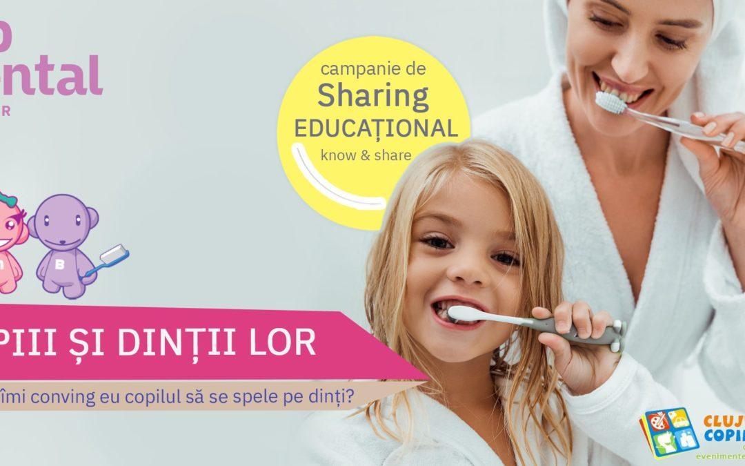 Ce facem cand copiii nu vor să se spele pe dinţi? Psiholog Dana Ryffel (text si video)